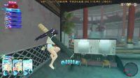 《闪乱神乐:沙滩戏水》 水枪大战射姬游戏 直播娱乐解说 第11期