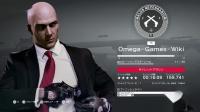 《杀手2》终点线专家难度暗杀方法合集3.终点线:小吃摊