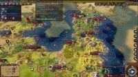 《文明6迭起兴衰》朝鲜神标无战223T飞天胜利4