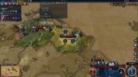 《文明6迭起兴衰》蒙古神标111T征服胜利 1