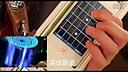 萌妹纸手机演奏经典游戏BGM!从红白机、PC机,再到现在的手游,满满都是回忆....