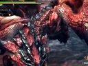 【WiiU】《怪物猎人3G高清版》美版1080P战斗影像