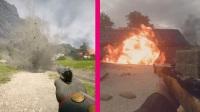 《战地1》与《使命召唤14》枪械武器对比