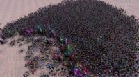 【游侠网】《史诗战争模拟》300绝地武士大战6万中世纪步兵