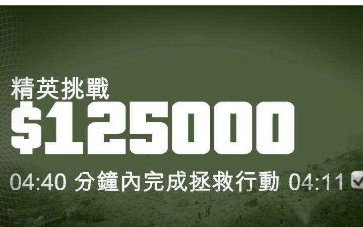 GTA5越狱精英视频