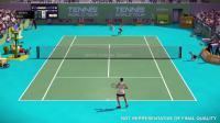 《网球世界巡回赛(Tennis World Tour)》外媒试玩体验