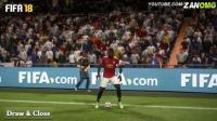 《实况足球2019》与FIFA2019点球细节对比视频