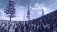 【游侠网】【史诗战争模拟器】上万企鹅大战圣诞老人