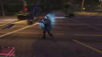 【游侠网】《GTA5》灭霸MOD:传送门瞬间移动