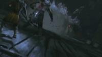 《战神4》雷龙BOSS战演示视频 -P1