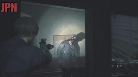 《生化危机2:重制版》日版与美版对比