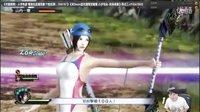 【小宇热游】PS4 战国无双4-2 娱乐解说直播02期(妹子不错)