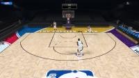 《NBA2K19》一分钟教会你哈登后撤步