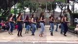 年会节目有着落了 韩国警察大跳BIGBANG热舞