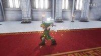 虚幻4重制《塞尔达传说:时之笛》演示