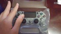 【游侠网】PS4透明手柄开箱