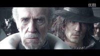 《最终幻想15:王者之剑》电影片段抢先看