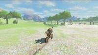 【游侠网】《塞尔达传说:荒野之息》视角MOD 演示