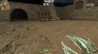 【奥尼玛】CSOL生化3沙漠1 和蓝西八玩这个就要机智的卖起来