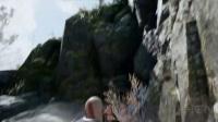 《战神4》最高难度战斗技能演示