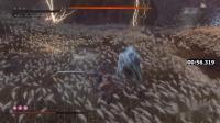 《只狼》极限压枪流56秒无伤速攻剑圣苇名一心