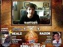 【游侠视频站】国外职业选手比赛之山丘之王第12期REALZ vs RAZOR