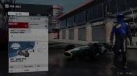 《极限竞速7》莲花Type 49在布兰兹·哈奇赛道演示