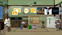 SCEJA发布会可爱多罗猫PS4动态菜单主题