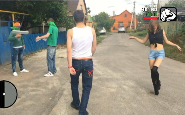 战斗民族真人版GTA 库尔斯克市 P3