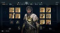 《刺客信条奥德赛》三大强力主流派介绍与实战3.噩梦难度战士流 加点装备与实战