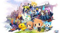 ORNX 最终幻想世界,游戏测评ps4 psv游戏评测
