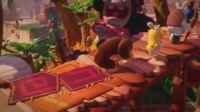 马里奥疯兔Mario + Rabbids Kingdom Battle Donkey Kong Adventure - E3 Trailer