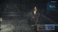 《最终幻想12重制版》PS4秒杀王墓第一面墙怪