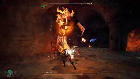 《暗黑血统3》天启难度火焰看守者无伤视频
