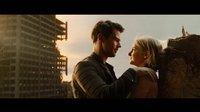 Tris和老四接吻啦!《分歧者3:忠诚世界》首曝片段!
