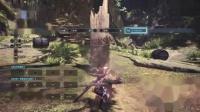 《怪物猎人世界》全太刀外观视频演示09.爆鳞刀赤红利刃