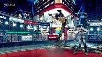 PSX2015《拳皇14》预告片