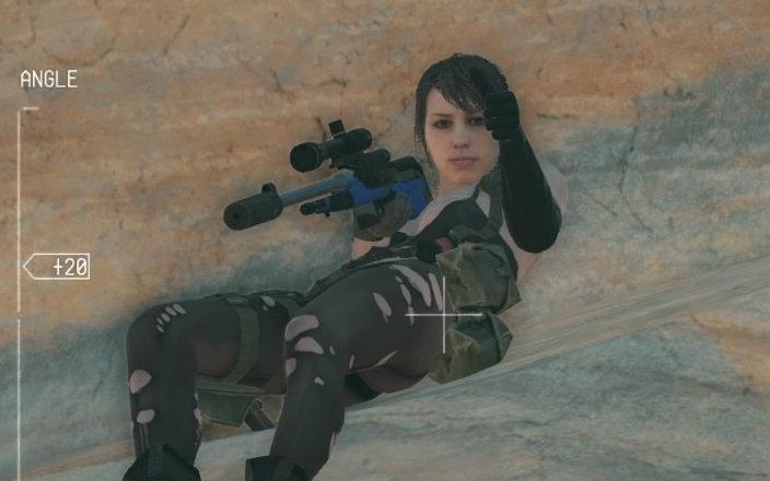 【羽翼ZERO】PS4之我在《合金装备 幻痛》中的日常TPP篇23