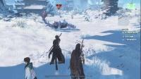 《古剑奇谭3》第三章boss战冻髓兽无伤视频