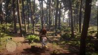 《荒野大镖客2》制作东部传说背包狩猎动物攻略7.05-1山狮