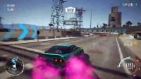 《极品飞车20:复仇》超时空赛道1分33秒演示视频
