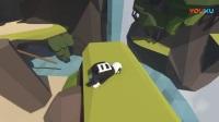 《人类:一败涂地》娱乐流程视频解说 半道卡关, 机智应对!