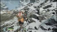 《战神4》剧情向全区域100%流程视频7.主线5下:山