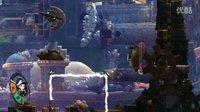 期4《深海之歌》光之塔 中文版剧情流程全攻略 巧匠小女孩救父之路