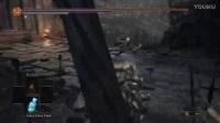 【游侠网】当《黑暗之魂3》主角变成石头蜥蜴