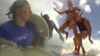 笑死不偿命:海上冲浪时发生的滑稽失误集