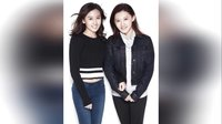华裔双胞胎姐妹考入北电 高颜值走红网络