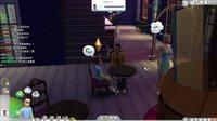 阿津实况【模拟人生4 The Sims 4 软饭情】(6) 惊喜第二春