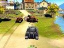 《坦克英雄》混战模式PVE模式试玩解说