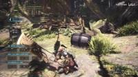《怪物猎人世界》大剑操作技巧介绍视频